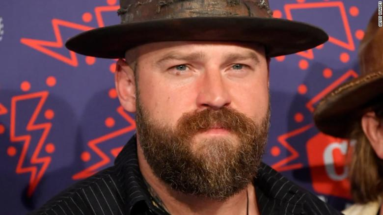 Zac Brown cancels upcoming concerts after testing positive for Covid