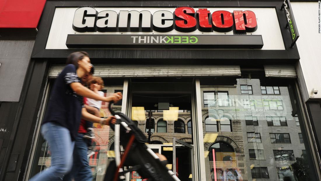 GameStop sagt, es ist ein wichtiges Geschäft. Die Mitarbeiter sind empört