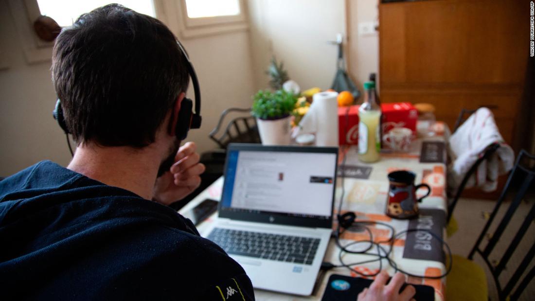 Millionen von Amerikanern sind plötzlich von zu Hause aus arbeiten. Das ist ein riesiges Sicherheitsrisiko