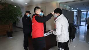 Potential coronavirus second wave has China on high alert