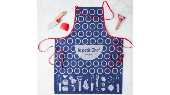 Le Petit Chef Knife Set & Kids Apron