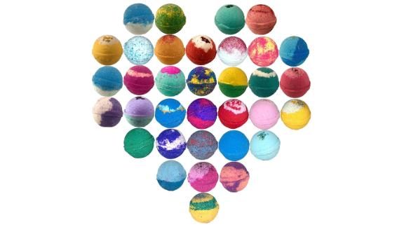 Amor Bath Bombs, Set of 10