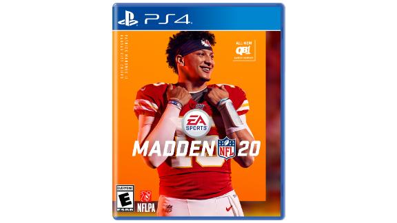 Madden NFL 20 for PlayStation 4
