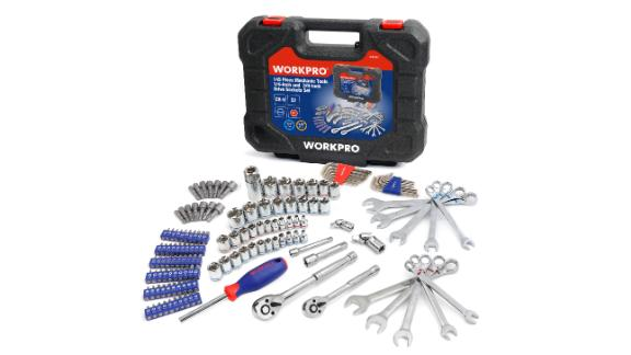 Workpro 145 Piece Mechanic