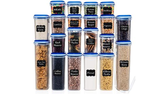 Shazo Food Storage Containers 40-Piece Set