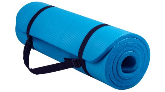 Everyday Essentials High Density Foam Yoga Mat