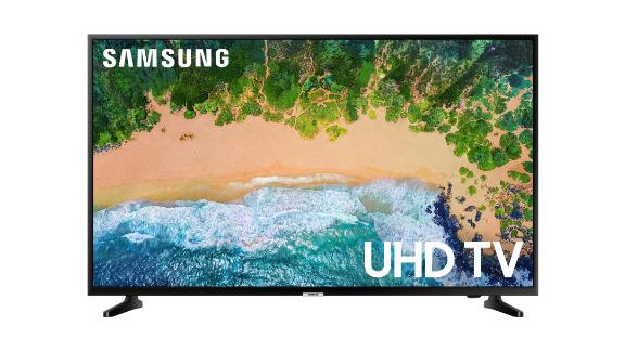 Samsung 55-inch 4K LED Smart TV