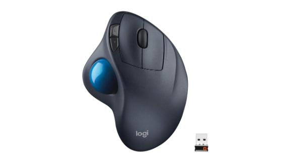 Logitech M570 Wireless Ergonomic Mouse