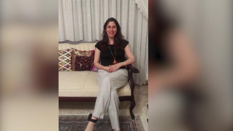Nazanin Zaghari-Ratcliffe: British-Iranian aid worker has her ankle monitor  removed but faces new court date - CNN