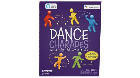 Pressman Dance Charades Game