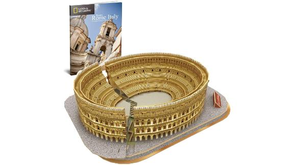 CubicFun National Geographic 3D Puzzles Italy Rome Colosseum