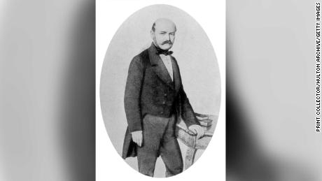 Ignaz Semmelweis, a 19th century Hungarian obstetrician, is now widely credited with discovering the medical importance of washing our hands.