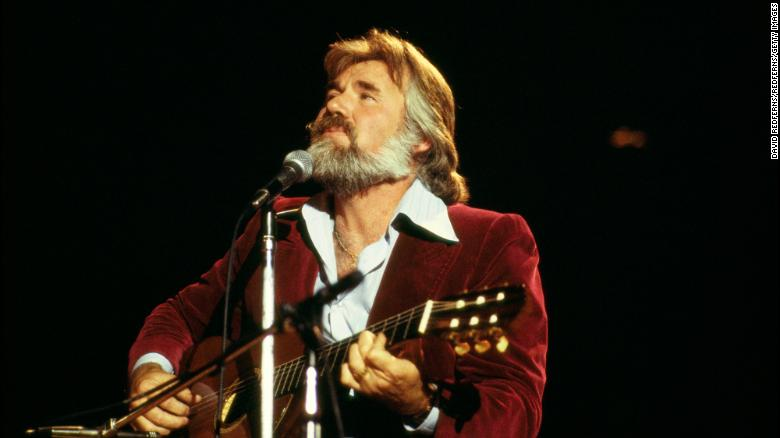 img KENNY ROGERS, Country Music Star