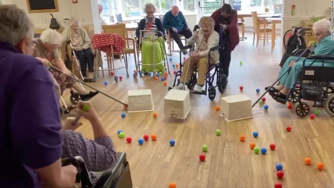 Pflegeheim schafft Lebens-Größe