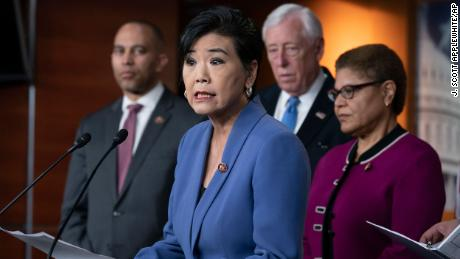 Congress' Asian Pacific American caucus chair: It's dangerous for Trump to call coronavirus 'the Chinese virus'