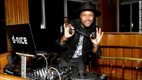 Social distancing means more things are moving online — like DJ D-Nice's Instagram party