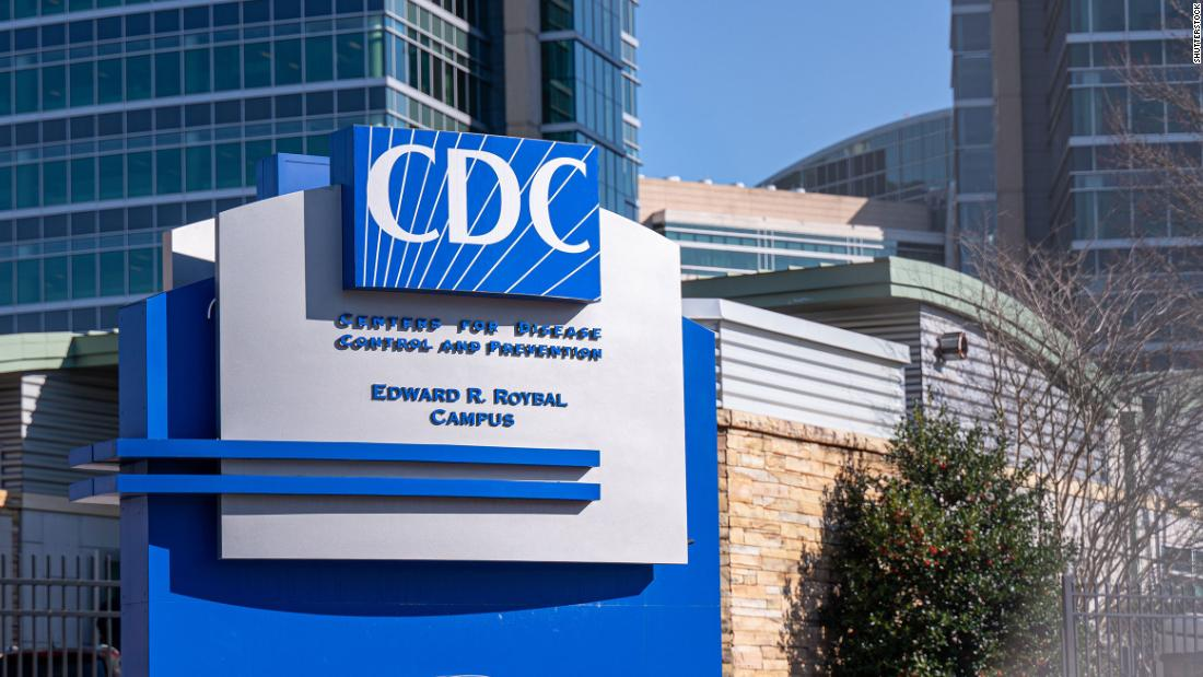 CDC updates, again, guidelines on testing people without coronavirus symptoms