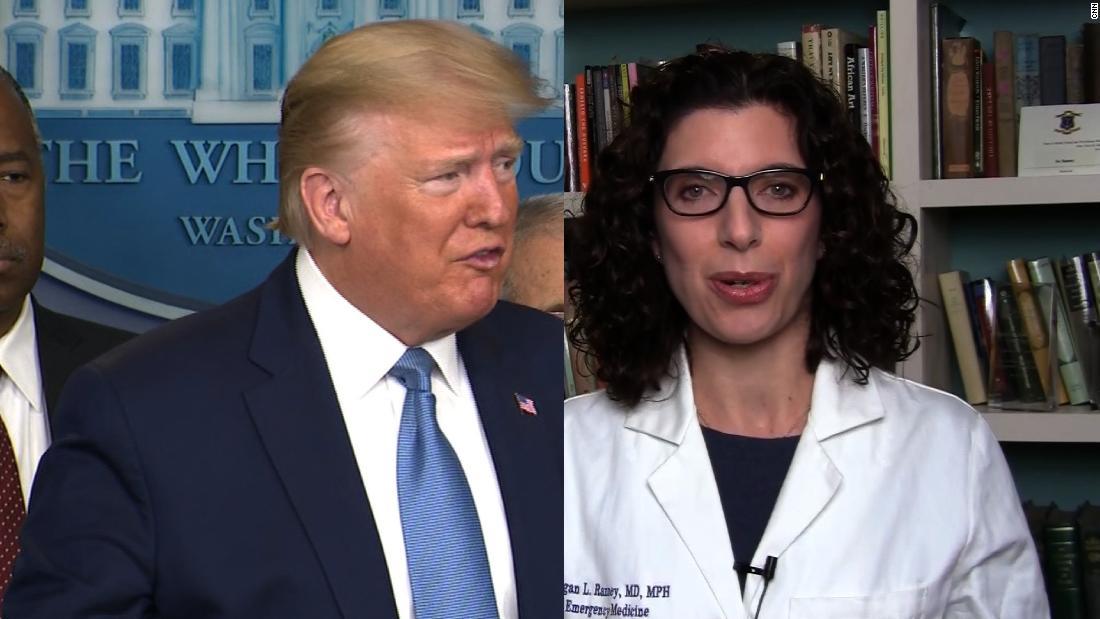 Γιατρός στο Trump αίτημα: είναι πραγματικά αδύνατο