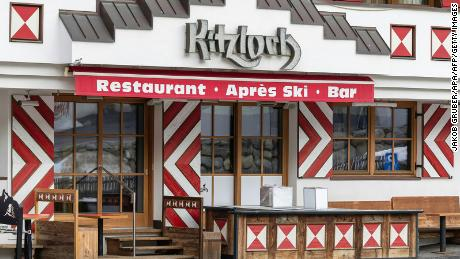 Authorities closed down Kitzloch in Ischgl, Austria, on March 9.