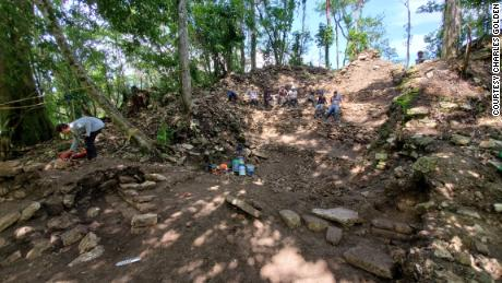 Archaeologists plan to excavate and preserve the ruins of the Maya capitol.