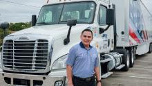 Jorge Chavez said he is energized by knowing he is helping out families.