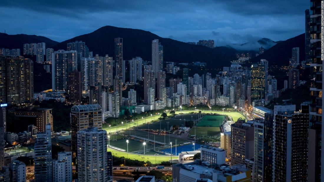 Hong Kong's night races gallop on ... but without the fans