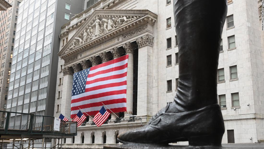 Dow steigt auf 1.200 Punkte auf der Hoffnung, Wirtschafts-relief-Pläne