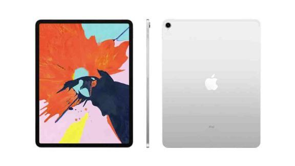12.9-inch 3rd-Gen iPad Pro with Wi-Fi