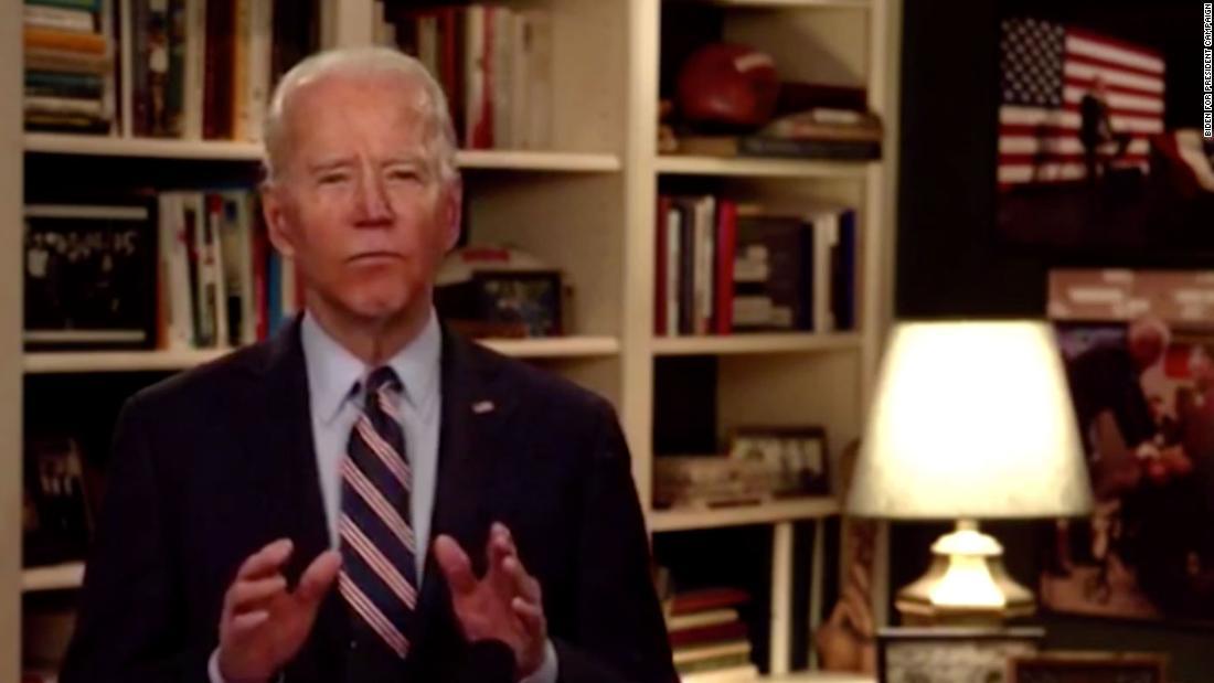 Demokratische super PACs Rennen um die leere zu füllen mit Joe Biden aus dem Weg