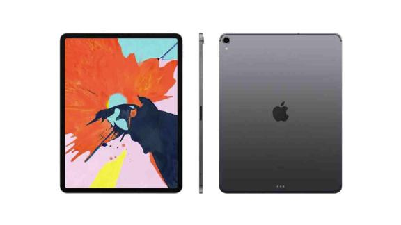 12.9-inch 3rd-Gen iPad Pro with Wi-Fi and Cellular