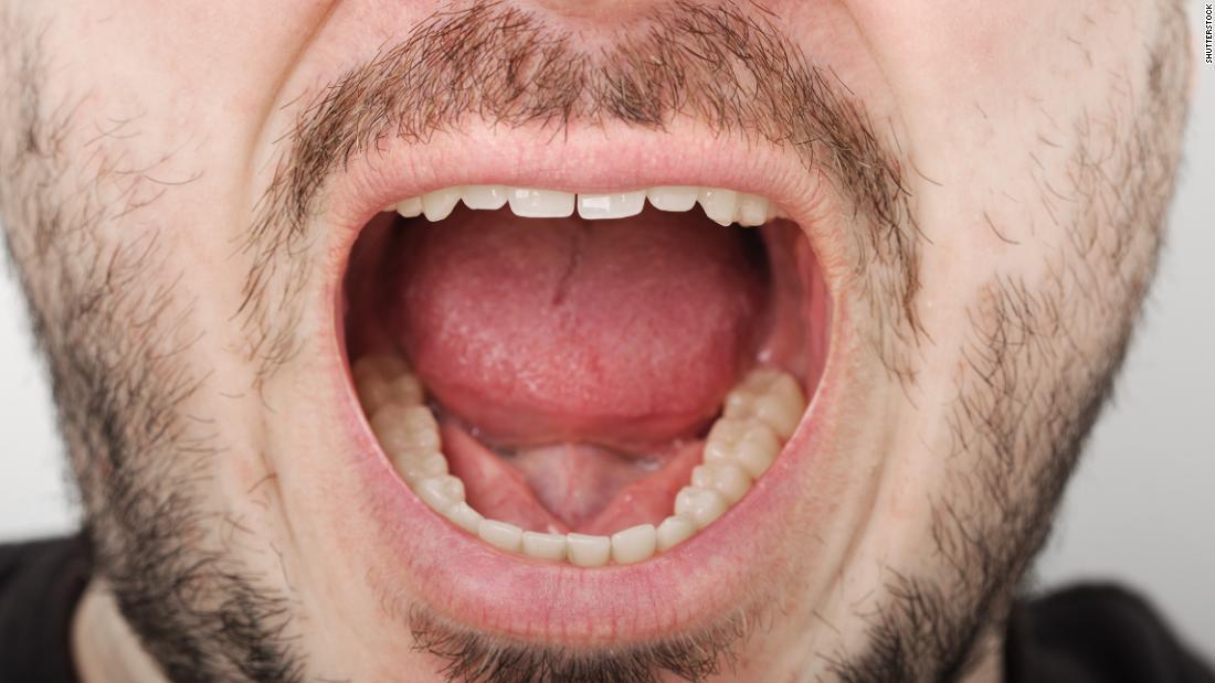 Teeth record human life events just like tree rings