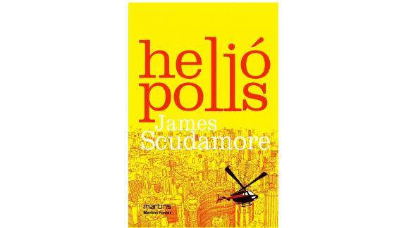 """""""Heliopolis"""" by James Scudamore"""