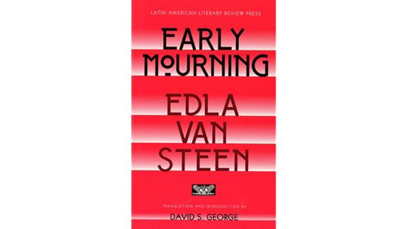 """""""Early Mourning"""" by Edla Van Steen"""