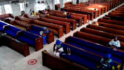 Nigeria reopens churches, mosques and hotels amid rising cases of Covid-19
