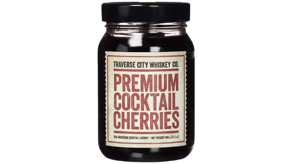Premium Cocktail Cherries by Traverse City Whiskey Co.