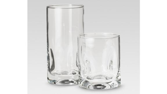 Threshold Telford Glass Tumblers