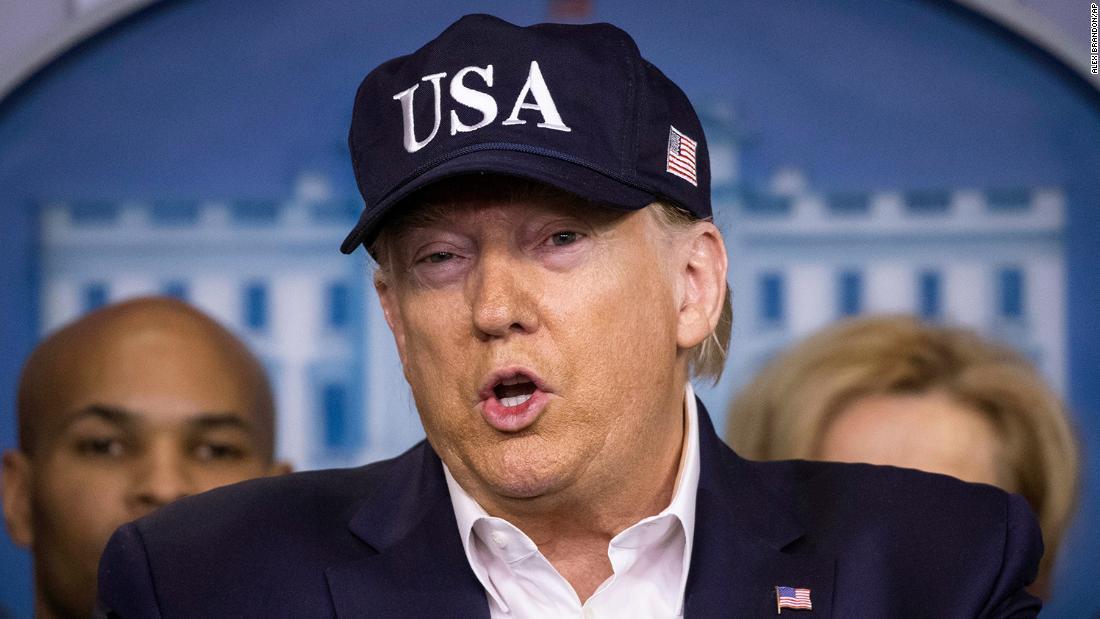 Analyse: Warum Trump gesehen werden will als 'Kriegszeiten' President'