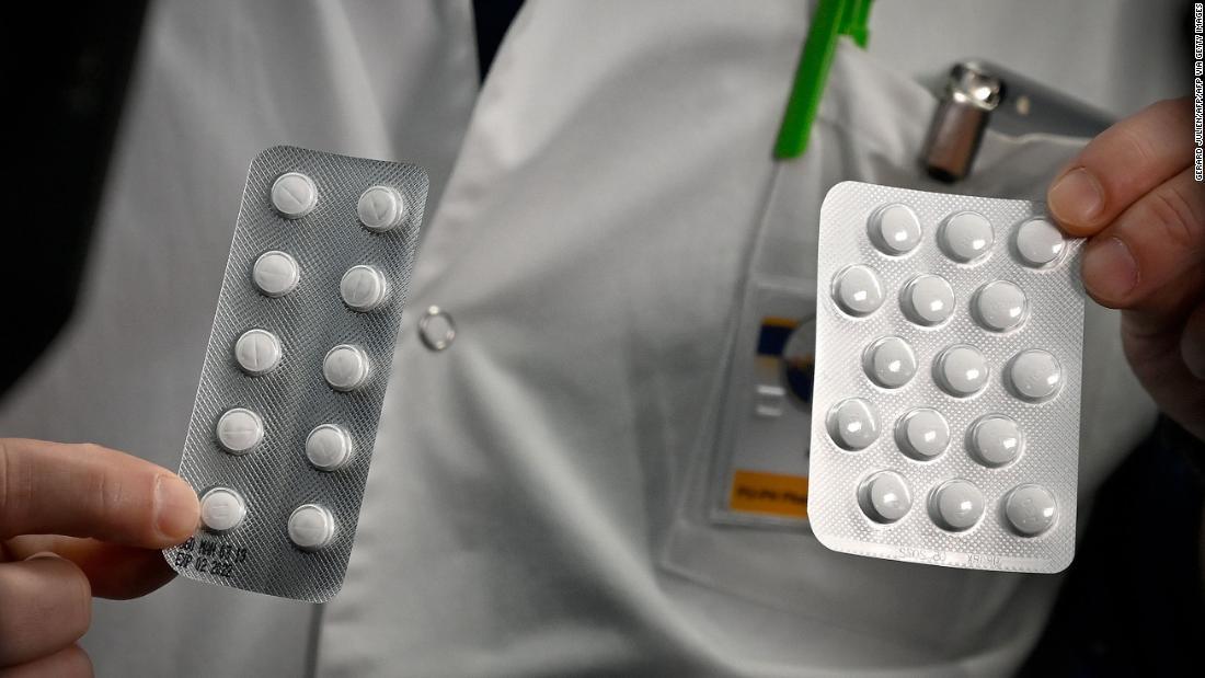 Trump sagt, dass Droge hat 'enormes Potenzial', aber Fauci ist nicht Geld für es