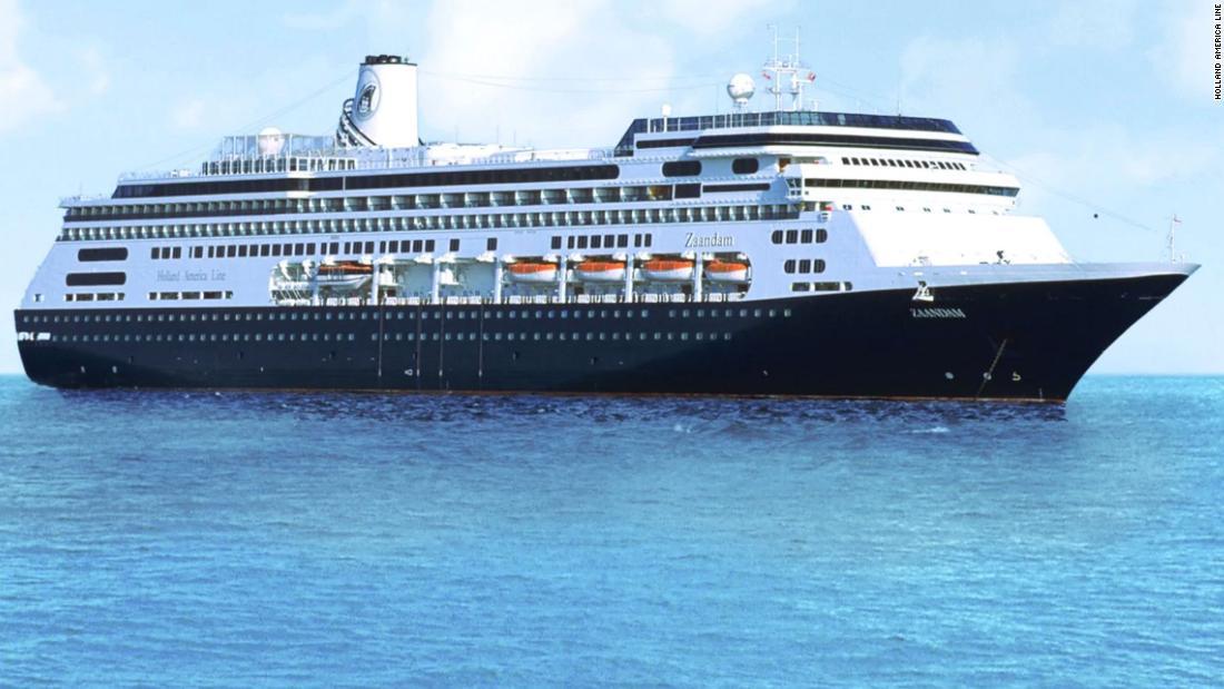Ένα κρουαζιερόπλοιο με 42 άτομα που βιώνουν συμπτώματα που μοιάζουν με γρίπη είναι επικεφαλής στη Φλόριντα