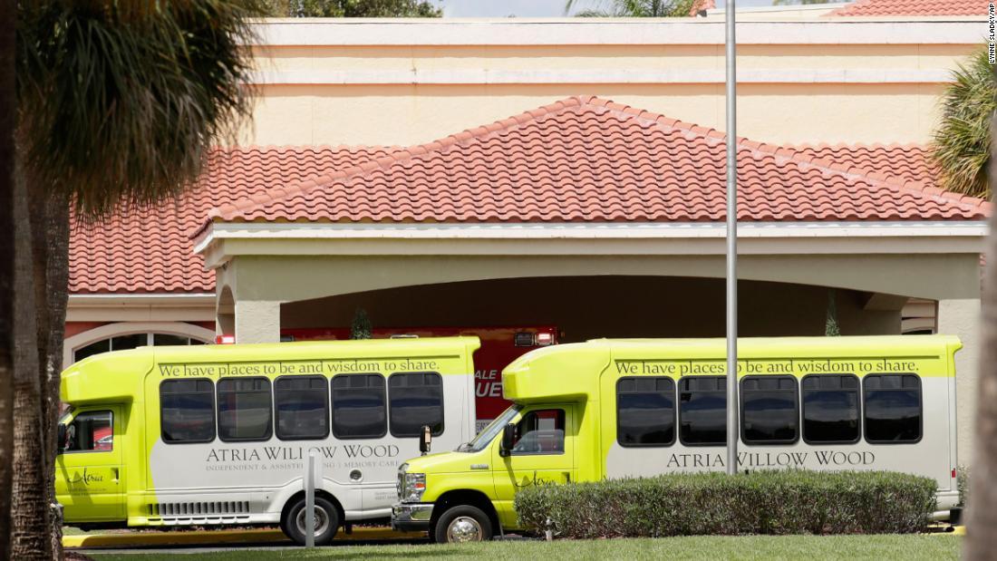 Florida gov: Fahrlässigkeit bei einer Altenpflege-Einrichtung kann eine straftat sein