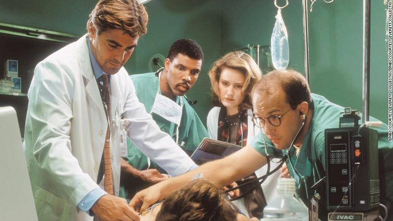 The cast of 'ER' will reunite for special 'Stars In The House' episode