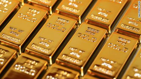 Gold nears an eight-year high