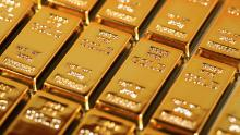 Gold nears an eight-year high