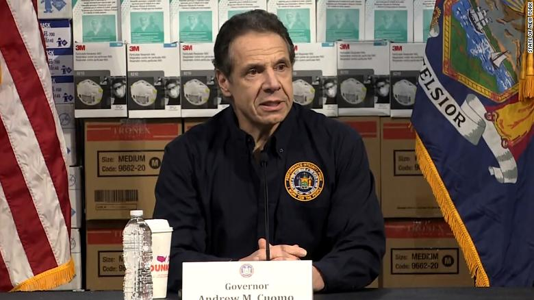 Cuomo's uncertain future adds fuel to a generational upheaval in New York