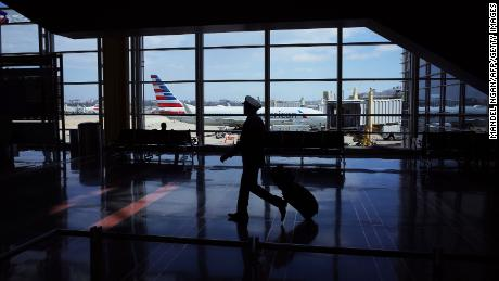 Should domestic air travel be grounded?