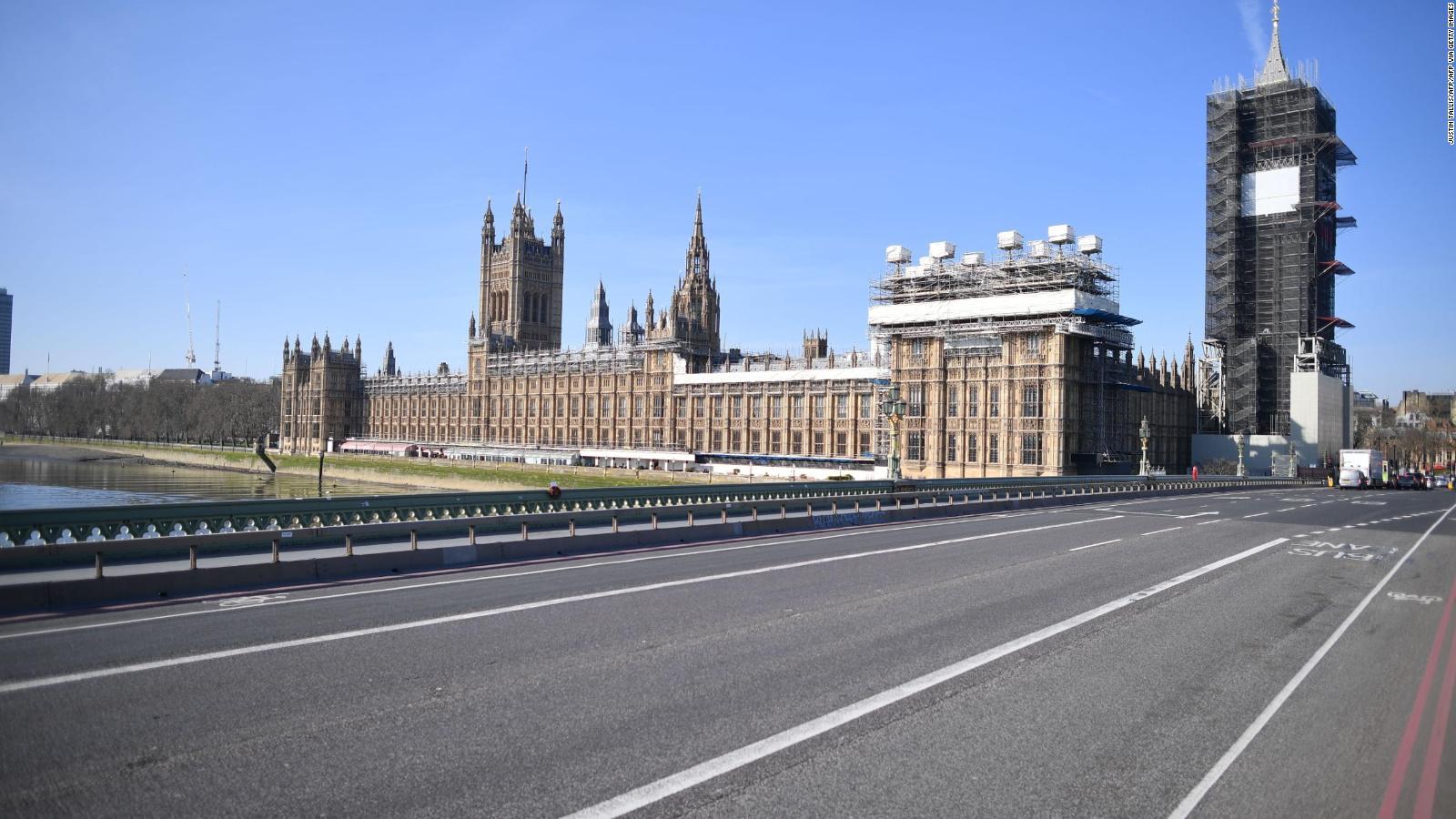 Uk Coronavirus Response Criticized For Turning Britain Into Police State Cnn