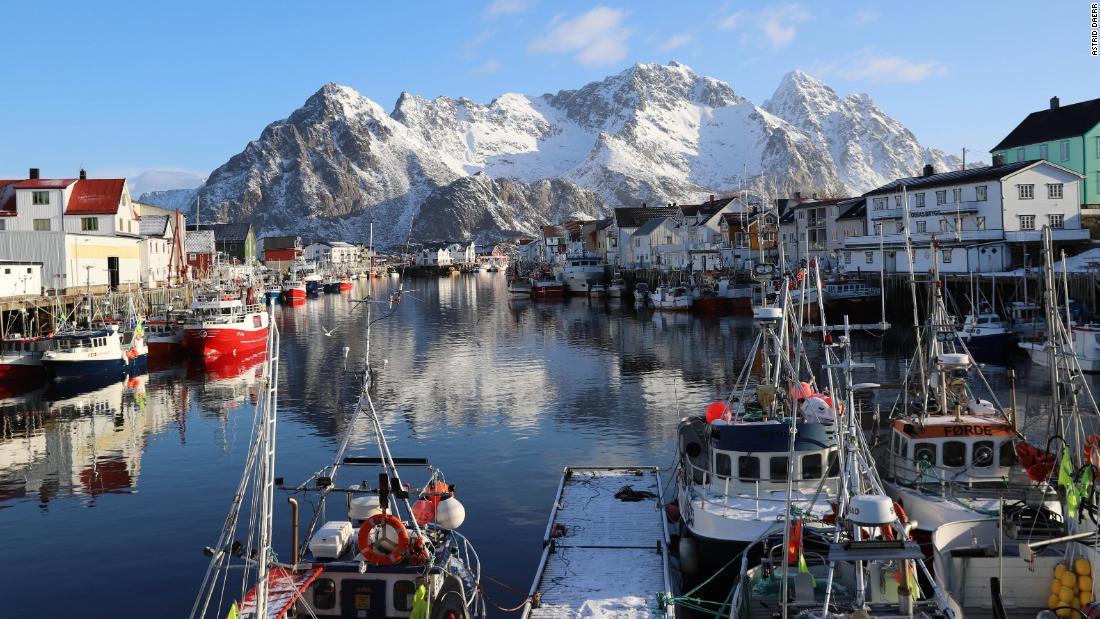 In Norwegen sind Kinder immer noch gutes Geld schneiden Kabeljau-Zungen