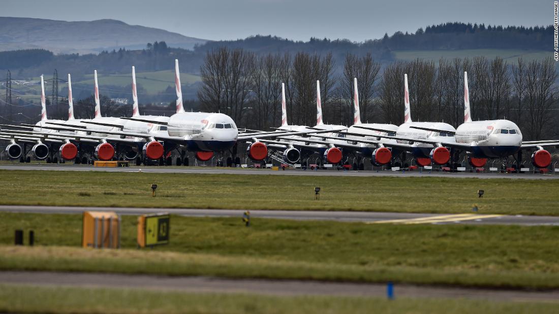 Η πτώση στις πτήσεις λόγω της κορονοϊός μπορεί να επηρεάσει τις προβλέψεις καιρού