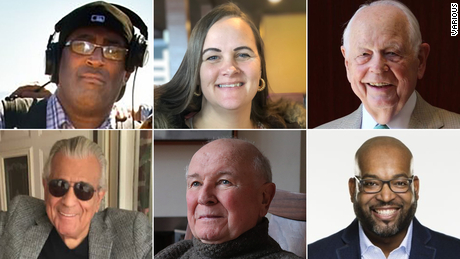 These are the faces of some of the US coronavirus victims