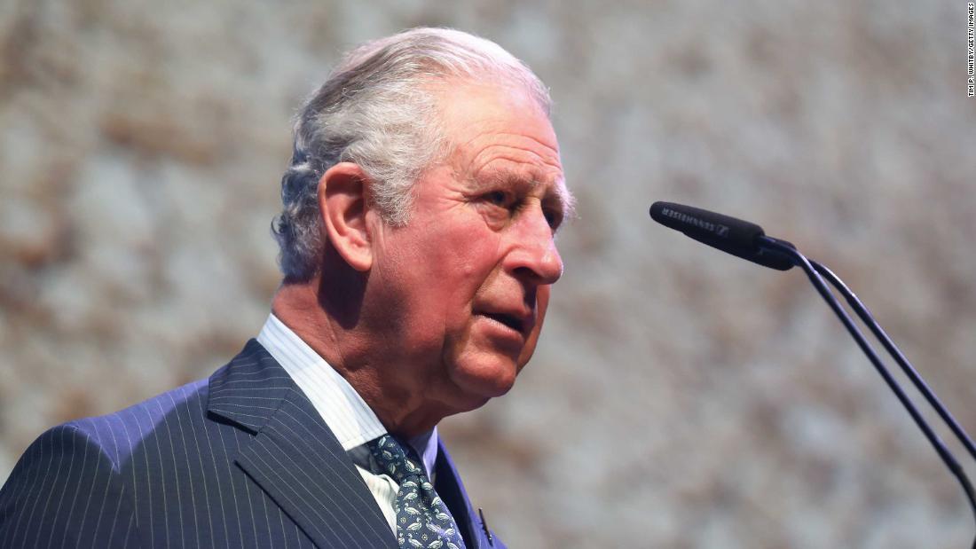 Prince Charles tests positive for novel coronavirus - CNN